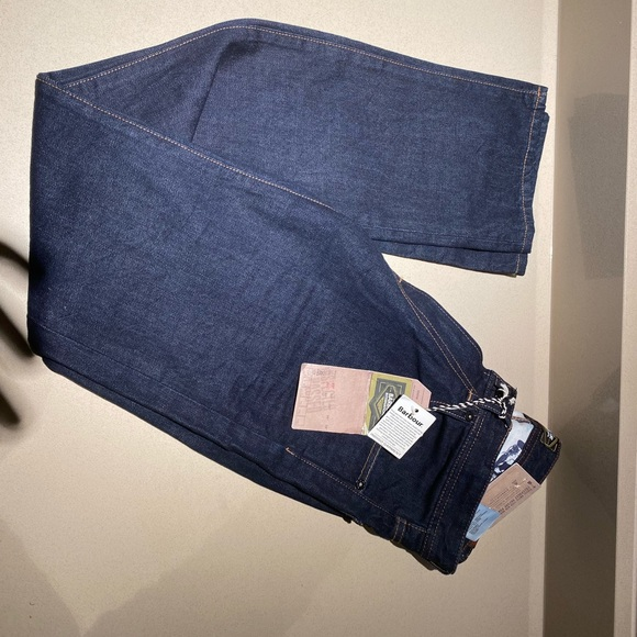 Barbour Mens Jeans - 30x32 NWT